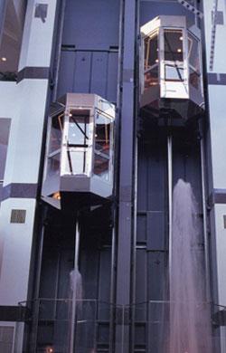 Hidrolik Asansörleri